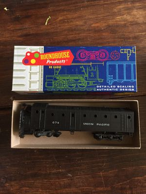 Ho-scale Union Pacific 076 rotary snow plow new for Sale for sale  Long Beach, CA