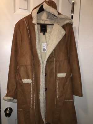 Women's COAT 🧥 size Large (from forever 21) for Sale in Irving, TX