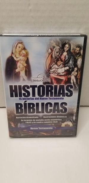 Historias biblicas dvd for Sale in Piney Flats, TN