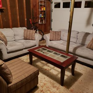 Complete living room set. Pick up only! for Sale in Woodstock, GA