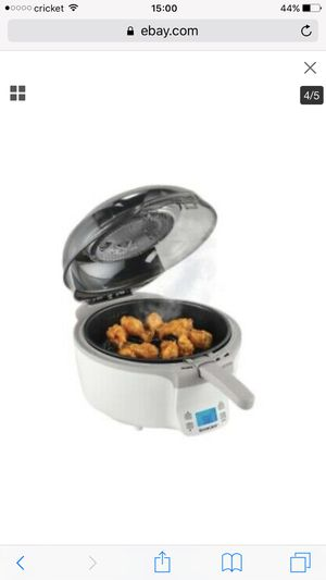 Silver crest hot air fryer for Sale in Greenville, SC