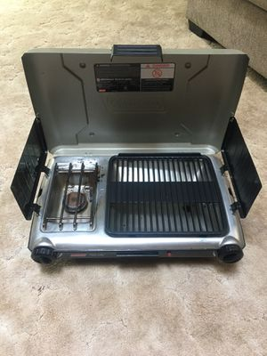 Coleman perfectflow stove propane for Sale in Amarillo, TX