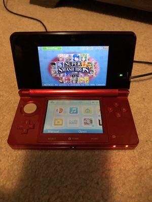 Nintendo 3DS with Super Smash Bros for Sale in Fairfax, VA
