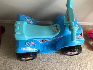 Moana 4 wheeler for Sale in Lanham, MD