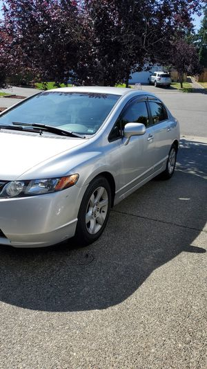 2007 Honda civic EX for Sale in Tacoma, WA