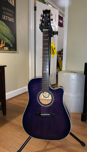 1981 Alvarez Acoustic/Electric Guitar With Soft Case for Sale in Hartford, CT
