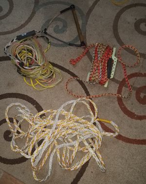 Rope for use in water for Sale in Gold Bar, WA