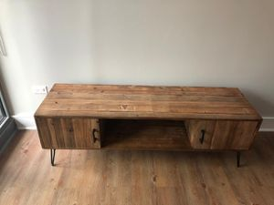 Wayfair Solid Wood TV stand : NEW for Sale in New York, NY