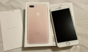 iPhone 7 Plus UNLOCKED 32GB Used - Rose Gold - Factory Unlocked for Sale in Pasco, WA