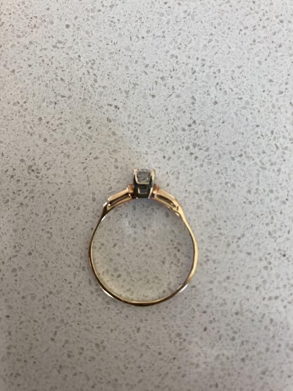 Women's 1/2 Carat Wedding Ring