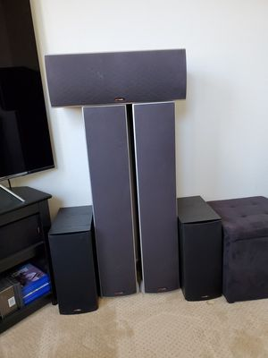 Set of (5) Polk Monitor Series Speakers for Sale in Chula Vista, CA