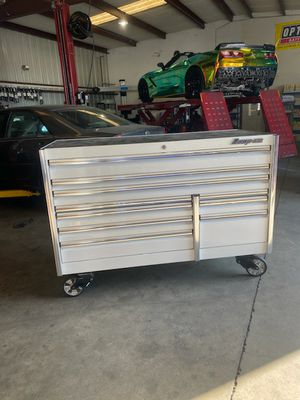 """Snap-On Epiq Series 68"""" 13 drawer tool box for Sale in Fresno, CA"""