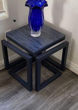 Infinity Decorative Corner Table for Sale in Sylmar,  CA