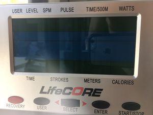LifeCore Rowing Machine R710 for Sale in Phoenix, AZ