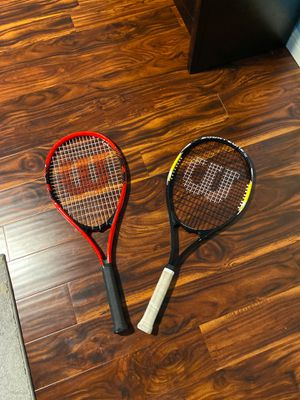 Tennis rackets for Sale in Vancouver, WA