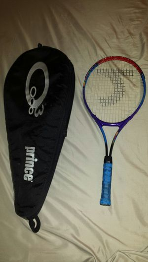 Tennis racket with case for Sale in Indianapolis, IN