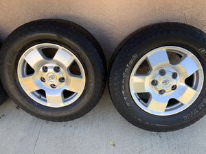 18 ' Toyota tundra wheels and tires for Sale in Pomona, CA