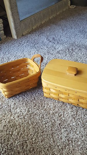 Longaberger Baskets for Sale in Scottsdale, AZ