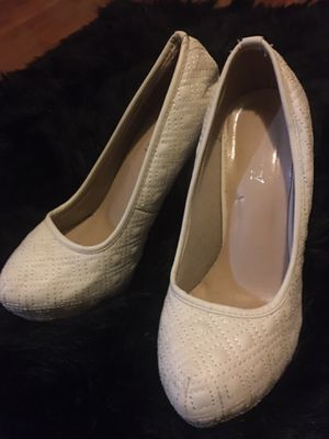 White heels for Sale in Los Angeles, CA