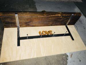 Custom Hand Welded Shelves by ColeBuilt for Sale in Salt Lake City, UT