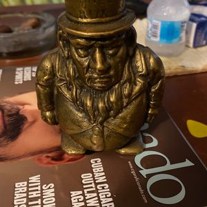 Copper Money Coin Change Statue 50+ Years Old! for Sale in Santa Ana, CA