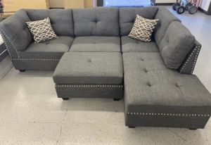 Furniture mattress- 🔥🔥sectional set 🔥🔥 for Sale in North Highlands, CA