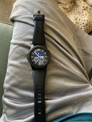 Gear s3 watch frontier! for Sale in Union City, CA