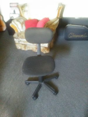 Black desk chair for Sale in New Salem, PA