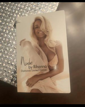 Nude by Rihanna LIMITED EDITION Perfume for Sale in Fontana, CA