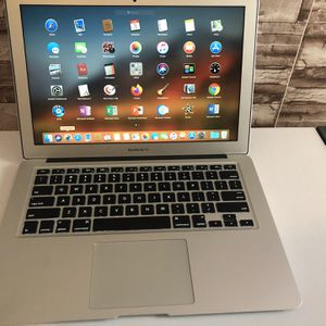 Apple Macbook Air Core i5 120gb SSD for Sale in Brooklyn, NY