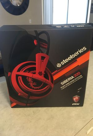Gaming headphones for Sale in Riverview, FL