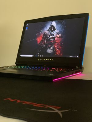 "Alienware 17 R5 Gaming Laptop, i9-8950HK 6-core,17 "" (PRICE FIRM) TRADE for Sale in Falls Church, VA"