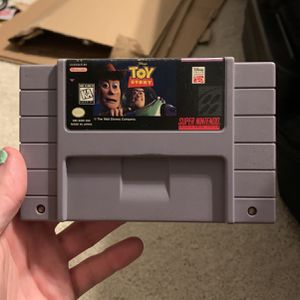 Toy Story Snes Super Nintendo Game for Sale in Long Beach, CA
