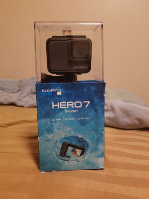 GoPro Hero 7 Silver for Sale in Cumberland, IN