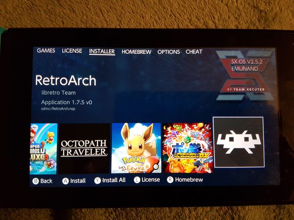 Switch Retroarch Nsp
