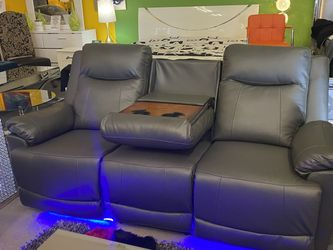 🦄🌈NEW‼2pcs Black Power Recliner's (Sofa- Loveseat) for Sale in North Las Vegas,  NV