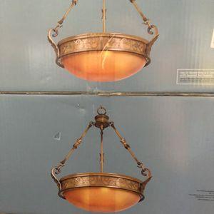 Hampton Bay Florentina Light Fixture for Sale in San Bernardino, CA