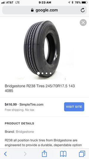 Tires for Sale in Oakland, CA