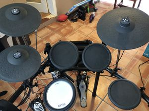 Yamaha DTX Drum Set for Sale in Orlando, FL