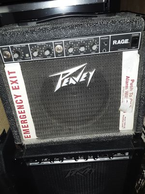 Peavey guitar amp for Sale in Bartonville, IL