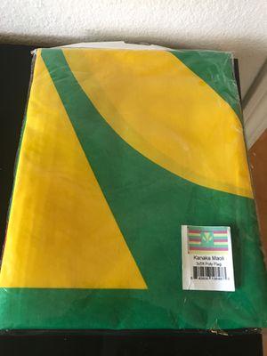 Kanaka Maoli Poly Flag for Sale in Kapolei, HI