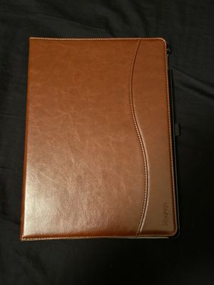 Leather case for iPad 2nd gen 12. 9 inch for Sale in Casa Grande, AZ