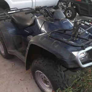 Honda Foreman 500cc for Sale in Phoenix, AZ