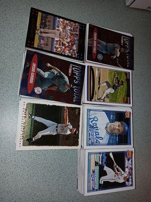 Baseball Cards 1980s-Current for Sale in Burbank, IL