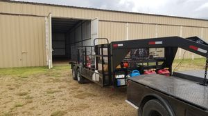 Landscape Trailer/ Equipment for Sale in Amarillo, TX