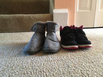 boots and air Jordan's for Sale in Manassas,  VA