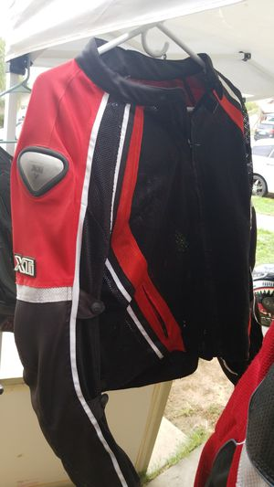 Motorcycle jacket for Sale in Dinuba, CA