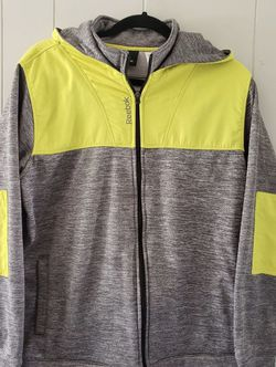 Reebok Zipper Jacket With Hoodie for Sale in San Antonio,  TX