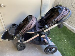 City Select Double Stroller for Sale in Placentia, CA