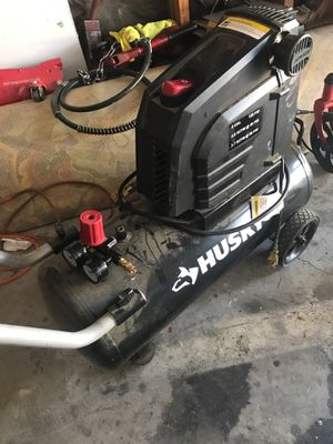 go air compressor Snap on tools TV for Sale in Las Vegas, NV